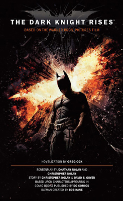 The Dark Knight Rises EVERY HERO HAS A JOURNEY...